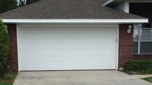 garage doors standard garage door sizes rough opening spring