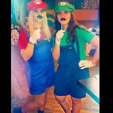 Mario Luigi Halloween Costume 20 Hella Phat U002790s Inspired Halloween Costumes U0027re Buggin U0027