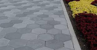 Patio Pavers Orlando Hexagon Pavers Tremron Brick Paver Manufacturer Jacksonville
