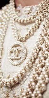 best 25 chanel pearls ideas on pinterest chanel pearl necklace