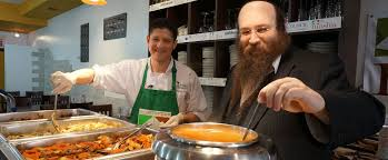 thanksgiving dinner at new york s kosher soup kitchen tablet magazine