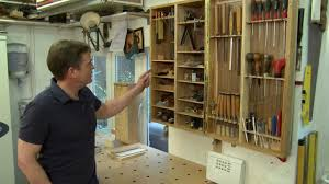 Hanging Cabinet Plans Studley Style Tool Chest Youtube