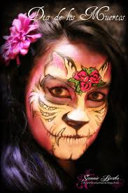 cat makeup face paint mugeek vidalondon