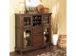 Ashley Porter Nightstand Ashley Furniture Porter Server With Storage Cabinet Olinde U0027s
