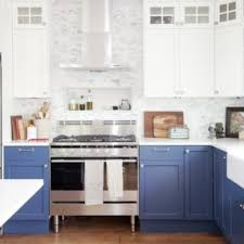 images of blue and white kitchen cabinets 35 two tone kitchen cabinets to reinspire your favorite spot