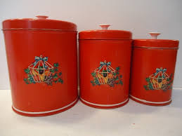 vintage kitchen canister 161 best kitchen canister sets images on kitchen