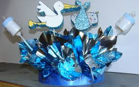 baby shower centerpieces for boy baby boy shower theme centerpiece ideas awesome events