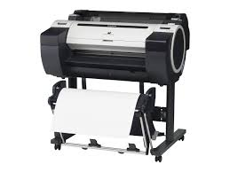 canon ipf680 24 inch large format inkjet printer