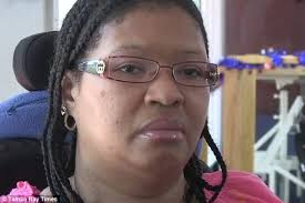 maria carter flesh eating bacteria lisa maria carter sues ta hospital after