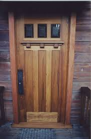 Front Doors For Homes Best 25 Craftsman Style Front Doors Ideas On Pinterest