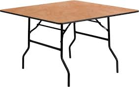 4ft square folding table adjustable square folding table the base styles of square folding