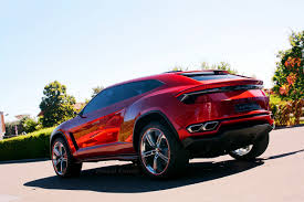 supercar suv it u0027s official the lamborghini urus suv is happening