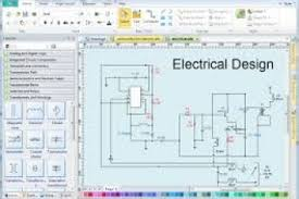electrical circuit diagram drawing software free wiring diagram