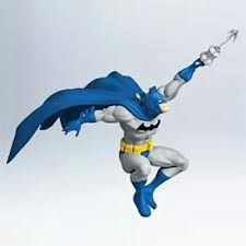 dc comics ornaments collection on ebay