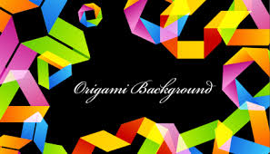 Origami Illustrator - how to create a background in an origami style in illustrator