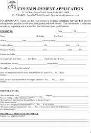 cvs job applications whitneyport daily com