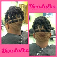 dread styles on short dreads female barber tape up line up beard