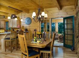 Model Home Pictures Interior Log Homes And Log Cabin Gallery From Hochstetler Log Homes