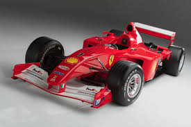 ferrari art ferrari f1 car joins docket for sotheby u0027s contemporary art auction