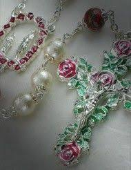 beautiful rosaries 40 best beautiful rosaries images on prayer