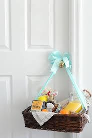 Breakfast Basket Best 25 Breakfast Gift Baskets Ideas On Pinterest Thoughtful