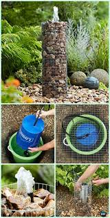 Backyard Fountains Ideas 15 Most Clever Rock Ideas For Your Backyard Rock