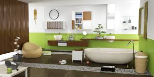 fetching interior zen bathrooms plan with charming bathtub also