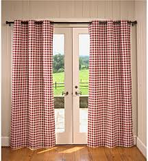 Curtain Pair Thermalogic Check Curtains 84 Curtains Plow Hearth