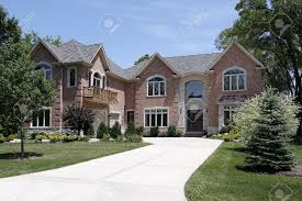 Large Luxury Homes Ideas About Large Brick Homes Free Home Designs Photos Ideas