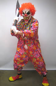 killer clown costume a killer clown costume creative costumes