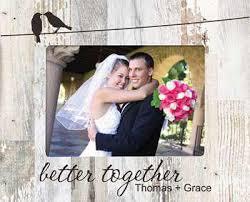 personalized wedding photo frame personalized wedding frames engraved wedding photo frames