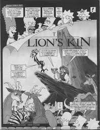 lion u0027s kin lion king wiki fandom powered wikia