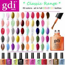new u0026 exclusive crystal g uv led gel nail polish choose your