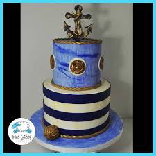 nautical baby shower cakes vintage nautical baby shower cake nj blue sheep bake shop
