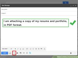 How To Make A Resume A Step By Step Guide 30 Examples by 4 Ways To Write A Formal Email Wikihow