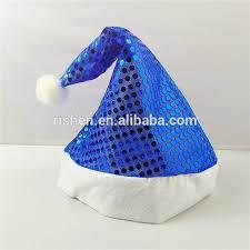 blue santa hat blue santa hats wholesale santa hat suppliers alibaba