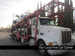 car carrier truck transportation options fht auto transport