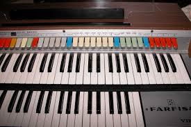 combo organ heaven farfisa vip