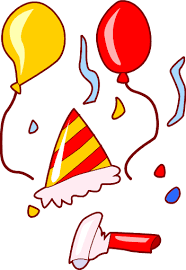 party stuff party balloons clipart clipart library free clipart images