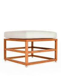 the dominican stool in wood by hugh newell jacobsen liz o u0027brien