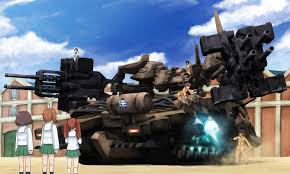 Girls Und Panzer Meme - girls und panzer armored core v wallpaper and background image