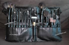 Makeup Artist Belt Mac Makeup Artist Brush Belt Set Makeup Vidalondon