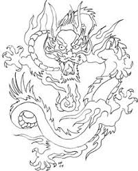 chinese dragon coloring chinese dragon