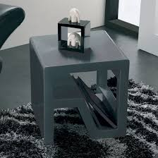 High Gloss Side Table Fibro End Table In High Gloss Grey Home Pinterest High Gloss