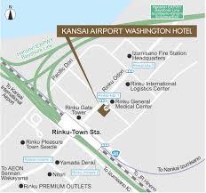 Seattle Premium Outlet Map Kansai Airport Washington Hotel