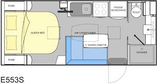 element floorplans coromal caravans