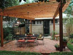 Attached Pergola Plans by Pergola Attached To House Roof Home Design Ideas