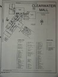 Florida Mall Map by Sky City Southern And Mid Atlantic Retail History Clearwater