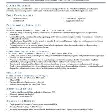 How To Make Career Objective In Resume Gorgeous Ideas Career Objective Resume 4 How To Write A On A Cv