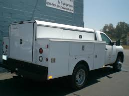 nissan frontier utility bed socal truck accessories workmate customer gallery